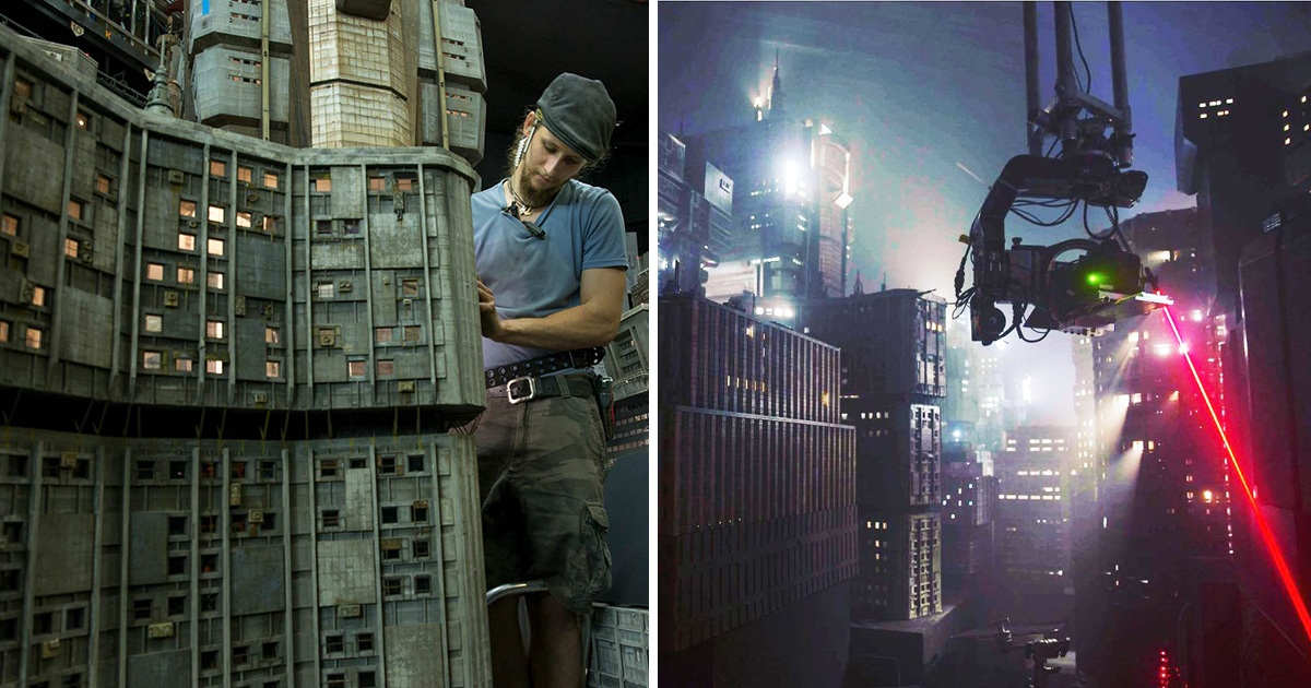These Miniature Film Sets Will Change The Way You See The Movies