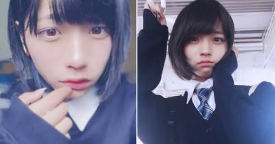 Japanese Boy Goes Viral For His Cute Girl Looks