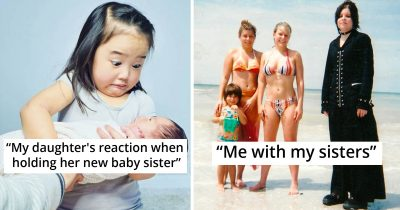 30 People Shared Hilarious Pics With Siblings That Are Precious