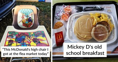 30 Pics Of McDonald's From 3-4 Decades Ago That Give Us Feeling Of Nostalgia