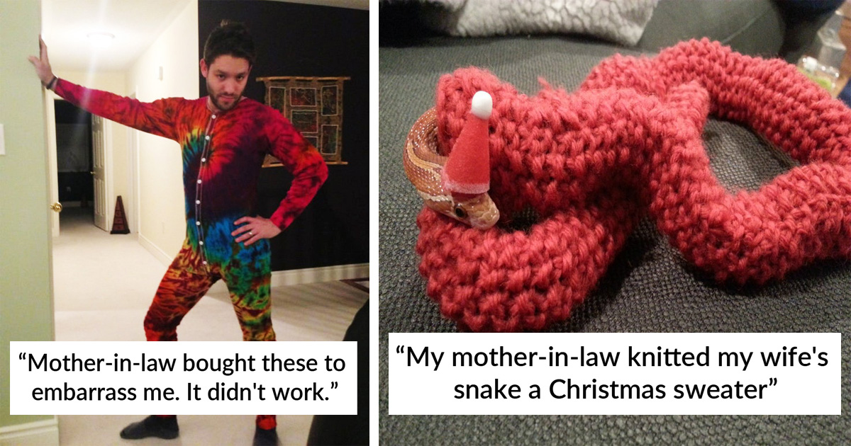 25 Hilarious Times Mothers-In-Law Made Life More Interesting
