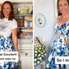 Woman Transforms Thrift Store Clothing Into Stunning Outfits And People Are Loving It