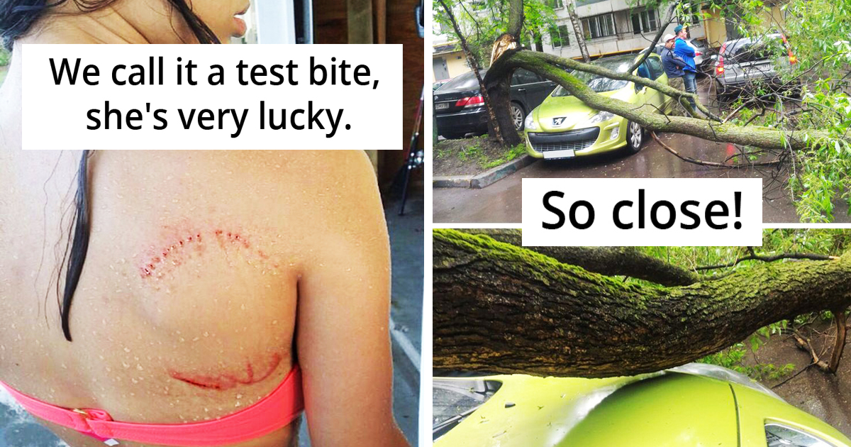 20 Insanely Lucky People Who Couldn't Express Their Happiness