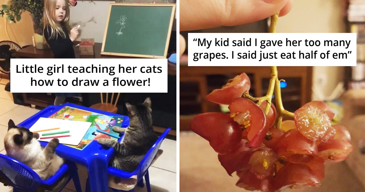 31 Hilarious Times Kids Take Things Way Too Literally
