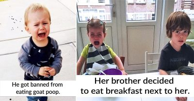 35 Pics Show The Hilarious Reasons Why Kids Cry