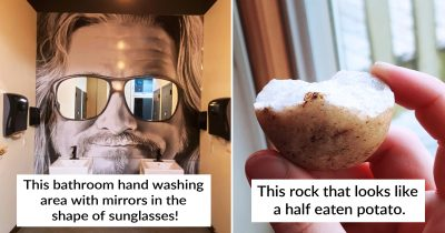 31 Hilarious Times Pareidolia Played With Our Brain