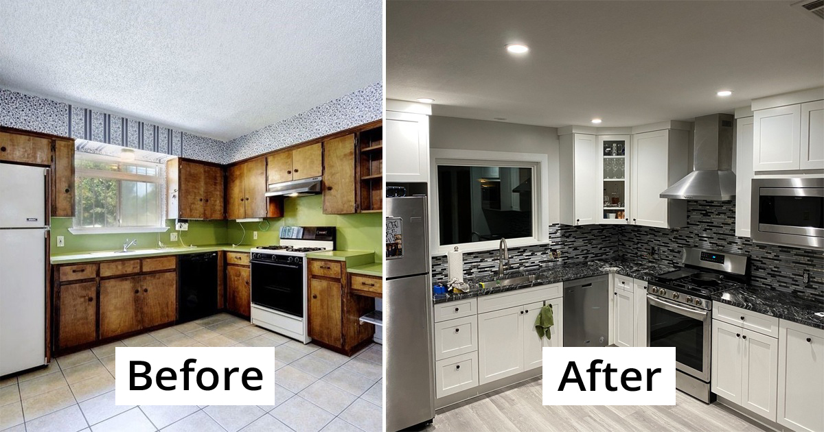 26 People Who Had Spare Time And Gave Their Home Amazing Renovations