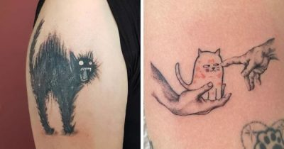32 Cool Cat Tattoos That Will Inspire You To Get Inked
