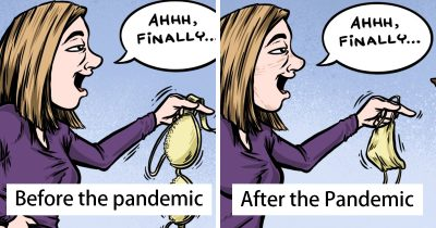 30 Hilarious Comics On 'New Normal' Life Since Pandemic