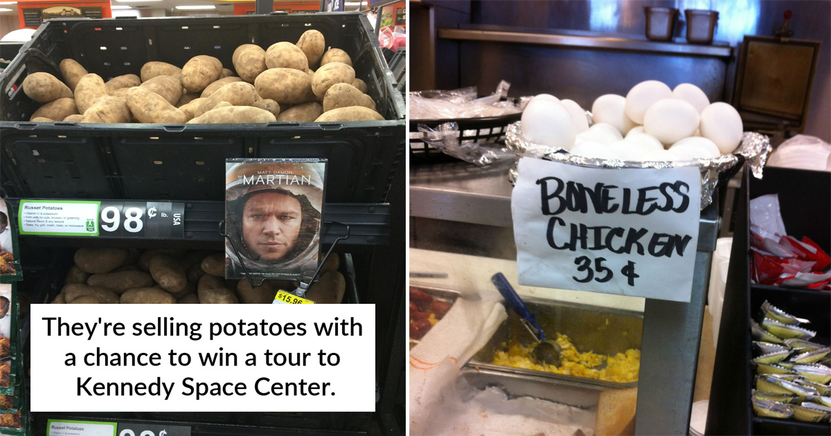 30 Creative Guerrilla Marketing By Store Owners Who Knew How To Sell