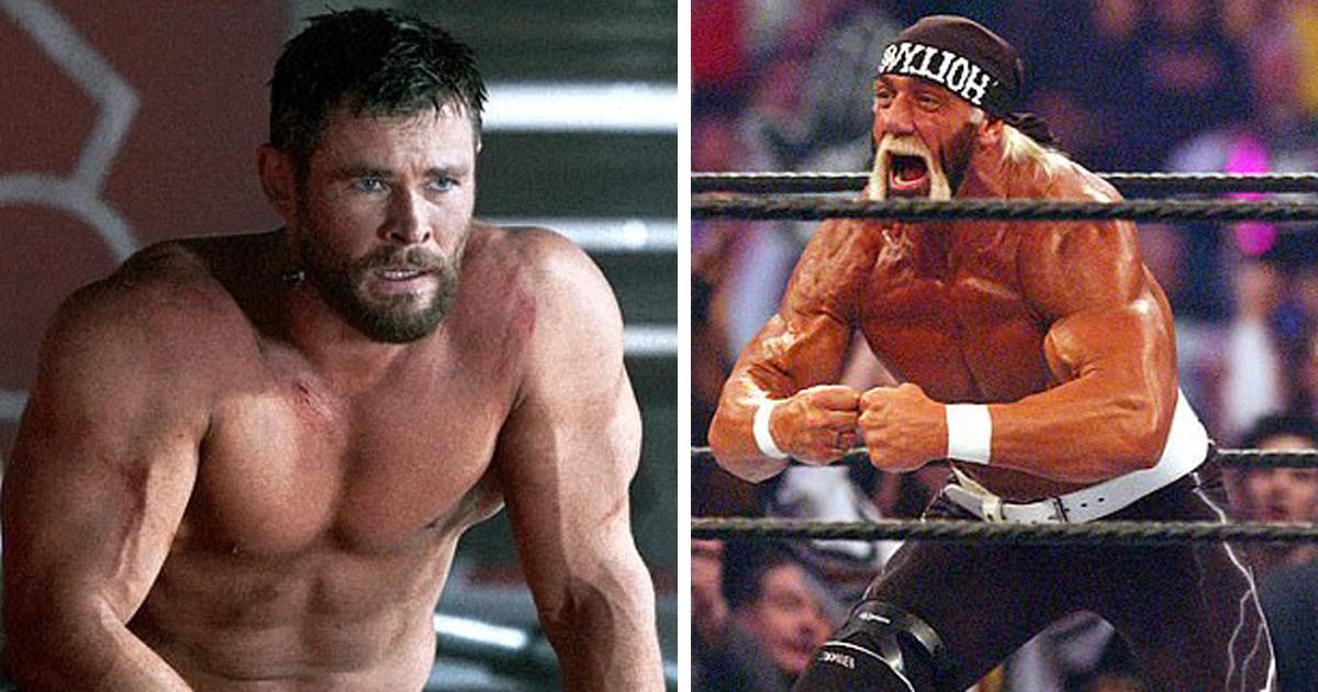 Chris Hemsworth Gears Up For Biggest Transformation To Play Hulk Hogan