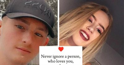 Heartbreaking Final Post Of Boy, 18, Who Found Dead A Year After His GF Was Struck By Bus