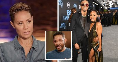 Jada Pinkett Smith Admits To Will Smith She Had An Affair With August Alsina