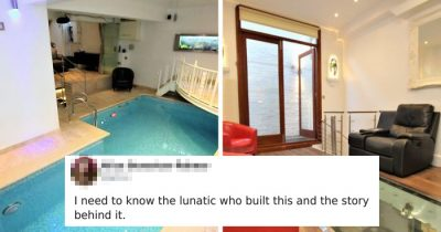 This Two-Bedroom Apartment Selling For $1.5M In London Goes Viral For Its Design Fails
