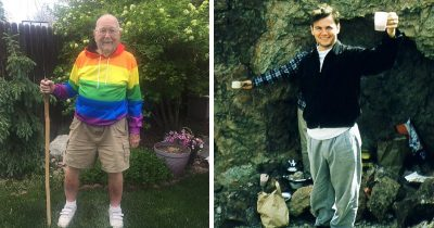 A Dad, 90, Has Come Out As Gay In A Touching Facebook Post