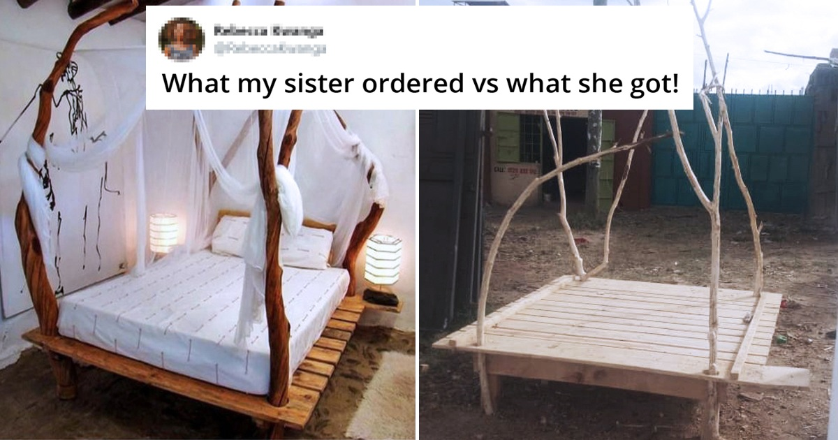 25 People Who Left Stunned When Their Orders Were Delivered