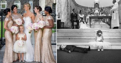 30 Hilarious Kids Who Can't Stand Weddings