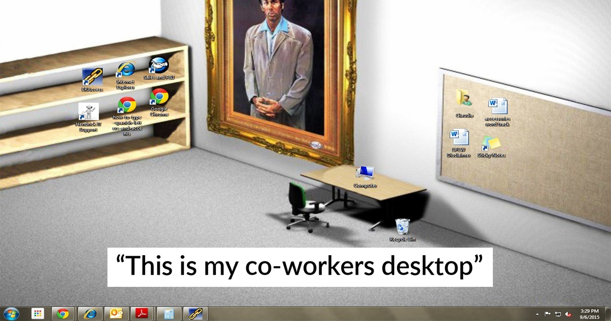30 Hilariously Creative Desktop Wallpaper That Will Make You Change Yours Into One Of Them