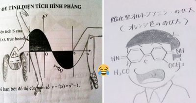 27 Hilarious Students Who Were Bored And Vandalized Their Textbooks