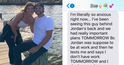 Girl Accidentally Texted Boyfriend About Her Plan To Date Another Guy