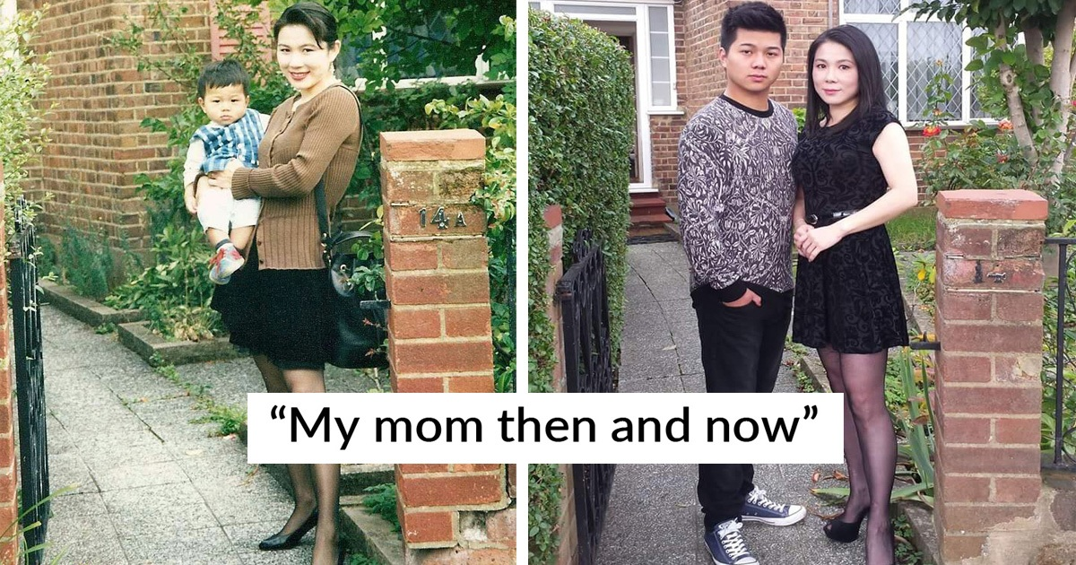19 People Shared Pics Of Their Stunning Moms