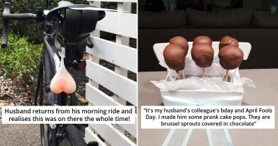 18 Hilarious Wives Who Really Knew How To Prank Their Husbands So Good