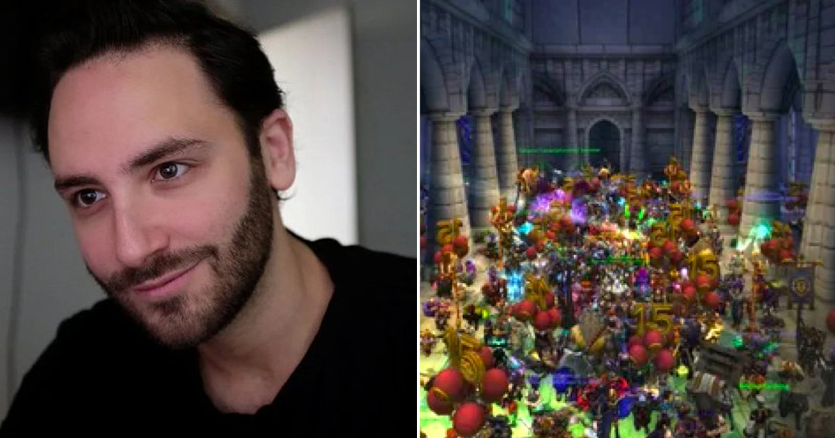 Memorial For Reckful The Twitch Streamer Is Held In World of Warcraft