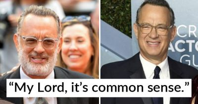 Tom Hanks Joins The Wear Mask Campaign And His 'Shame On You' Rant Goes All Viral