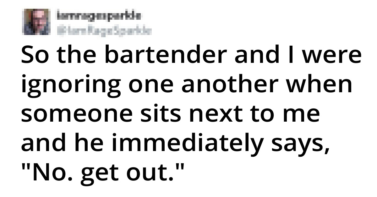 Man Shares About Bartender Who Savagely Kicks Out A Polite Nazi Customer
