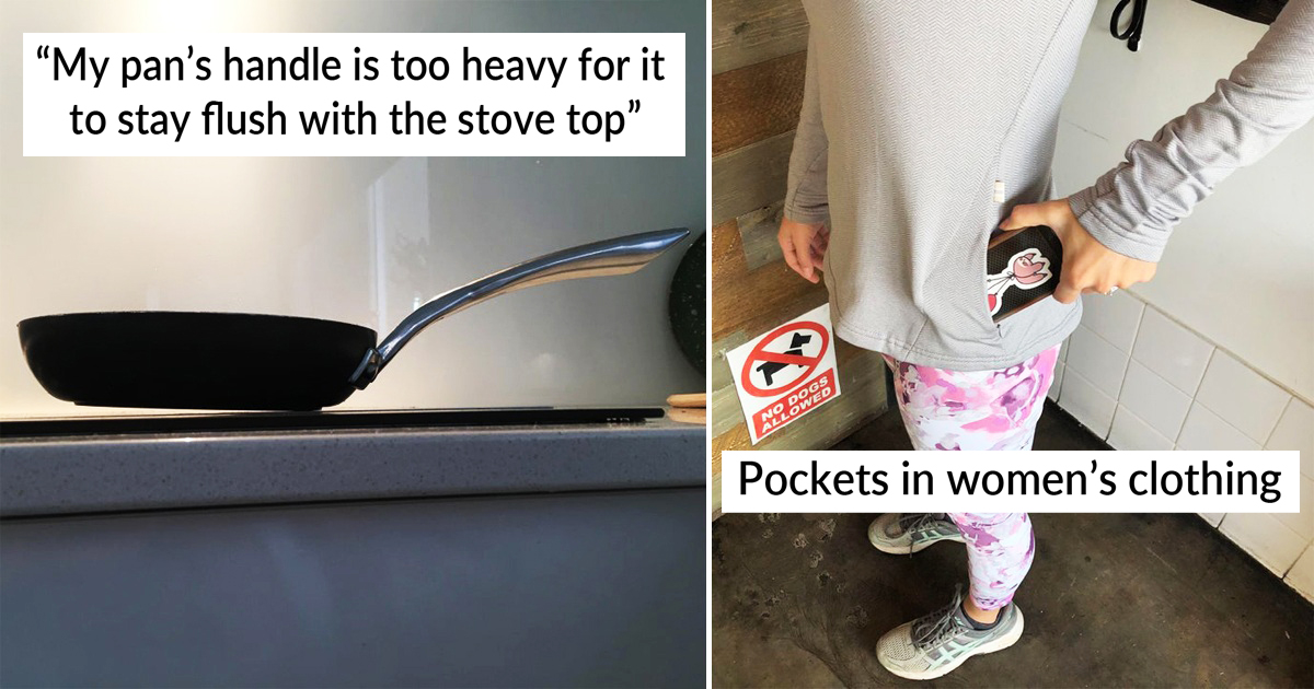 20 Hilarious Product Fails That People Get Annoyed With