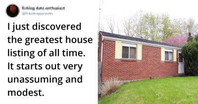 This Seemingly Modest $159,900 House Surprised People With How Weird The Interior Gets