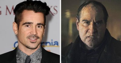 Colin Farrell Looks Unrecognizable As The Villainous Penguin In First Teaser For 'The Batman'