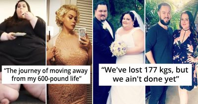 19 People Who Couldn't Be Prouder Of Their Weight Loss Journey And Still Working On