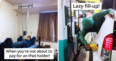 30 Times Laziness Is Taken To A Whole New Level