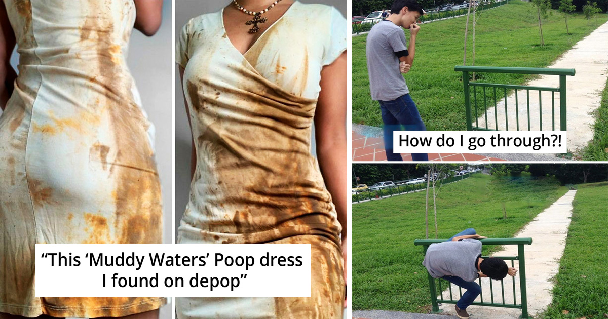 30 Times Hilariously Crappy Designs Made People Laugh Out Loud