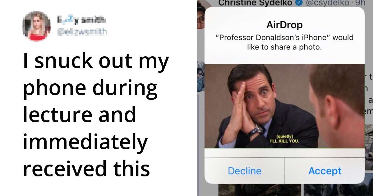 20 Hilarious Tweets Prove How Different High School Teachers And College Professors Are