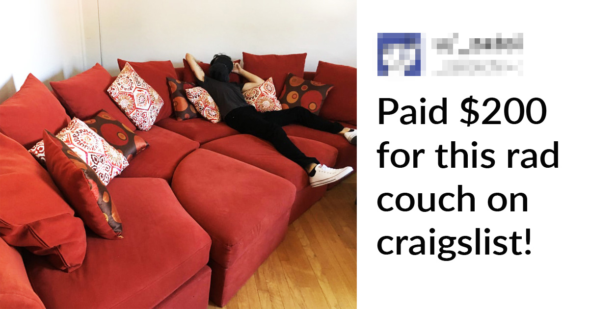 25 Secondhand Finds That People Are Over The Moon For