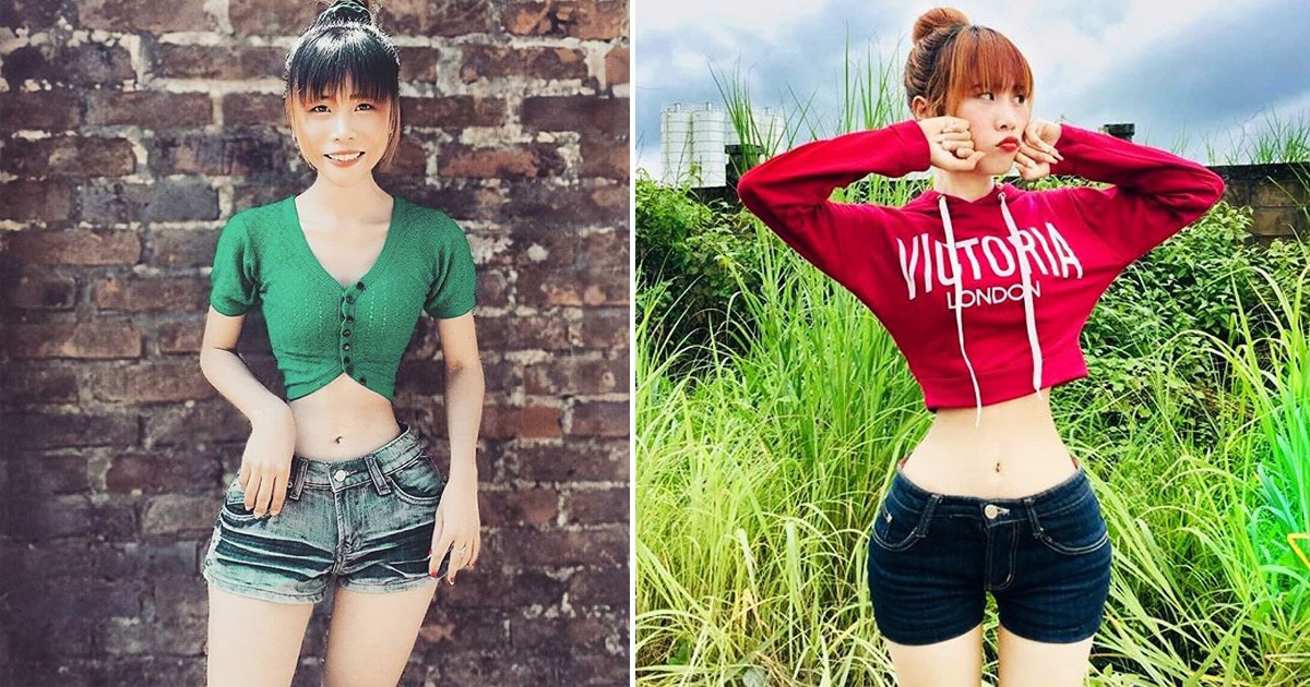 Myanmar Woman, 23, Stunned The Internet With Her Tiny 13.7 Inches Waist
