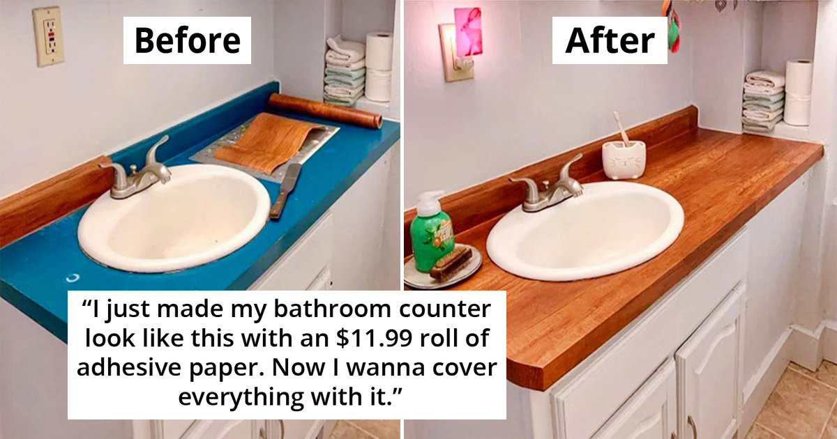 20 People Who Upcycled Old Stuff And Gave Their Home A Dazzling Look