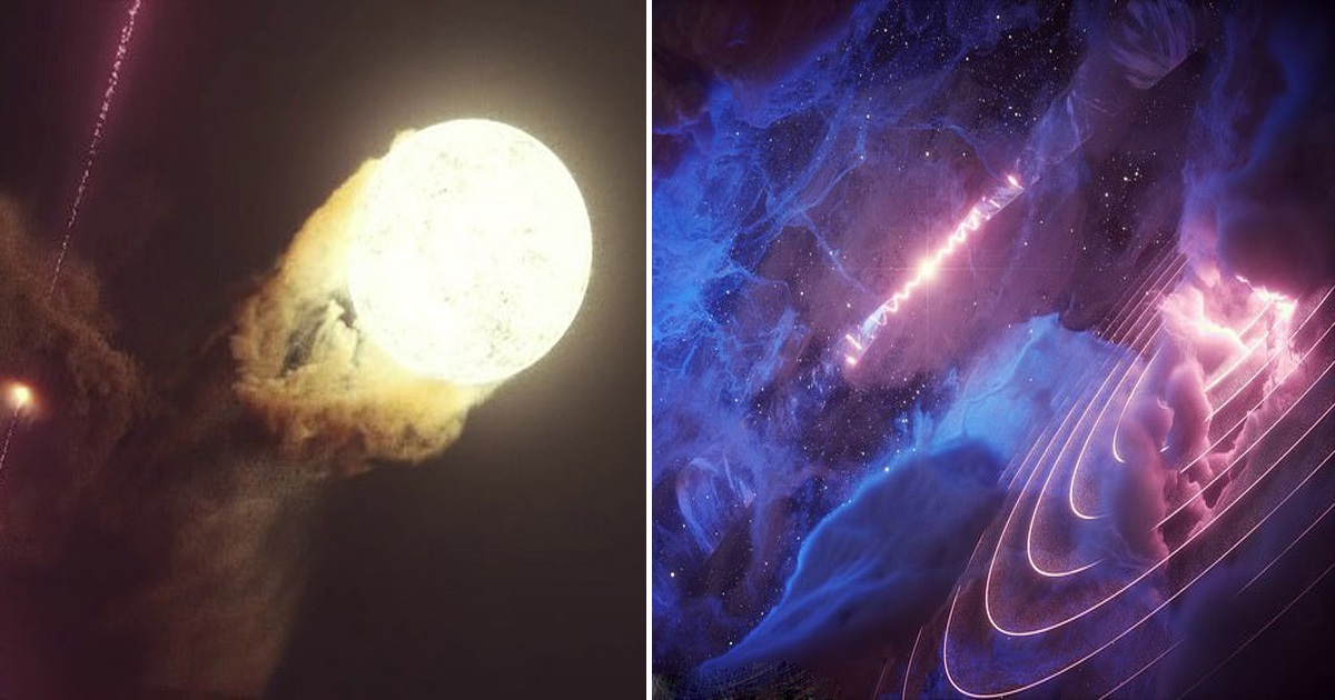 Scientists Detected 'Heartbeat' In A Gas Cloud 15,000 Light-Years Away From Earth
