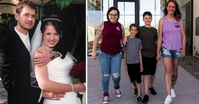 Mom Came Out As Gay To Husband Who Also Came Out At The Same Time As Trans