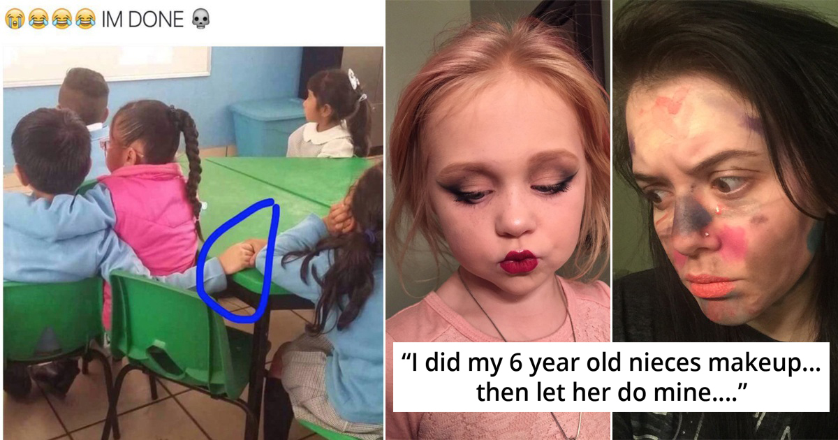20 Hilarious Kids That Are Way Smarter Than Their Age
