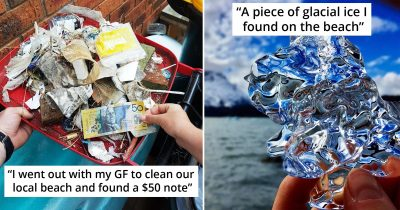 30 Surprising Things People Get To Witness At The Beach