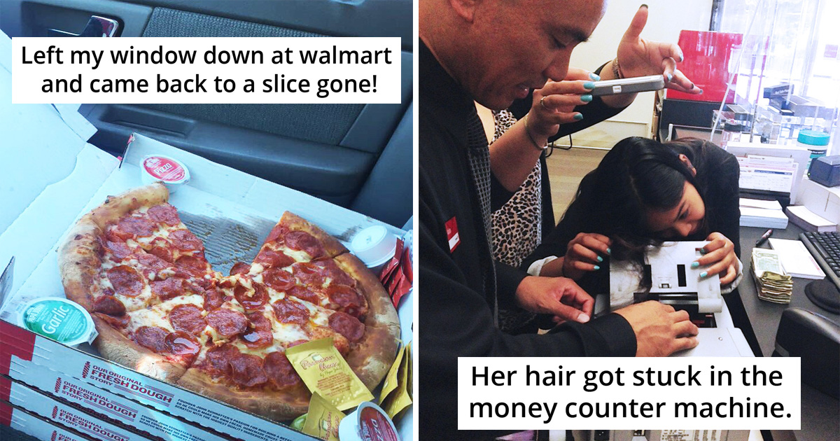 30 People Who Really Want To Forget The Worst Day Of Their Life
