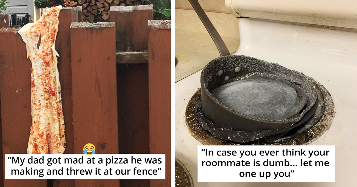 20 People That Need To Be Keep Out Of The Kitchen Forever