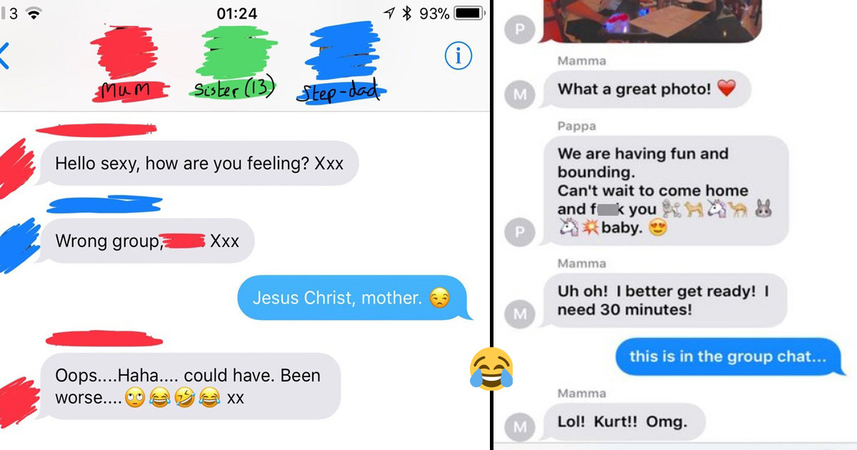 13 Group Conversations That Go Hilariously Weird Real Quick