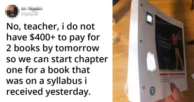 30 Times College Students Hate Textbook Fees And Shame Them Online