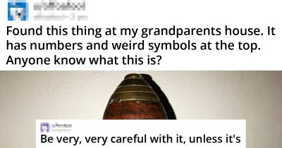 26 Surprising Things People Found From Grandparents Who Really Kept Their Stuff