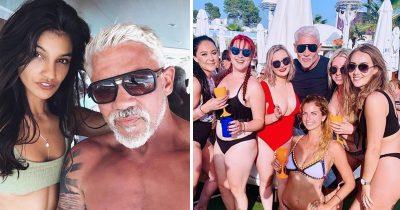 Wayne Lineker, 58, Sparks Outrage After He Shared A Bizarre List To Find A Girlfriend
