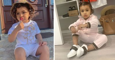 Girl, 2, Becomes A Fashion Influencer With Her $20K Designer Wardrobe